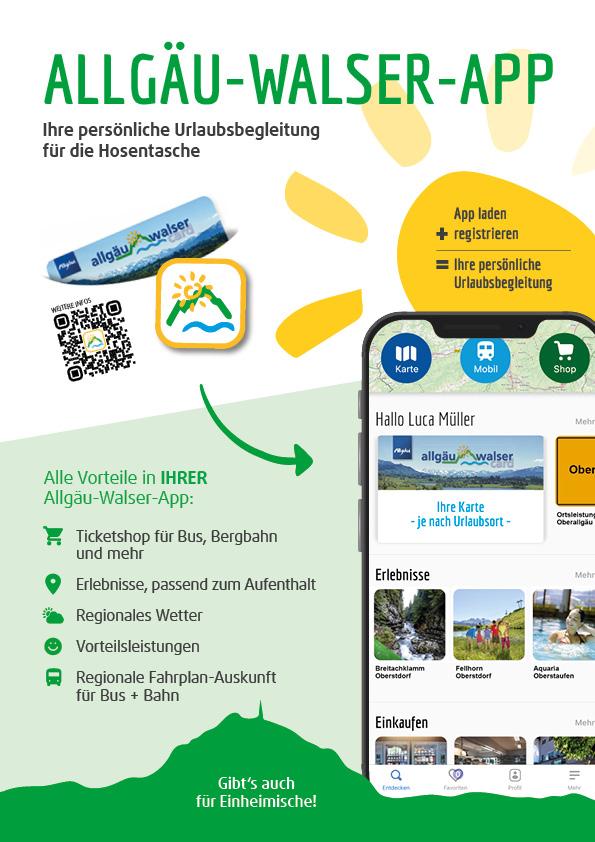 Allgäu Walser App